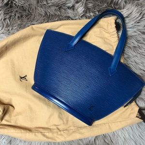 Used Louis Vuitton bag limited edition